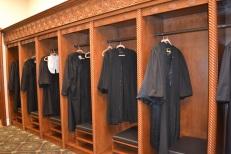 Robe room