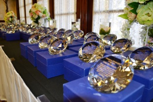 Diamond awards and words of praise were given to Truancy Diversion Program (TDP) volunteers who go into schools and motivate kids who have attendance problems to get back in the classroom, on track to graduate and on the path to success in life.