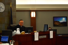 Judge Jerry Wiese presides over Med Mal Sweeps.