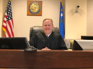 Judge Bryce Duckworth will take on the role to preside over the Nevada Eighth Judicial District Court Family Division, effective January 1.