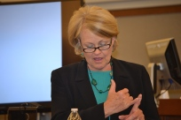 Nevada Deputy Secretary of State, Gail Anderson highlighted new features added to the Nevada Lockbox program including, the request to nominate guardian form and the guardianship nomination registry.