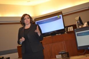 Nevada state Senator Nicole Cannizzaro