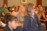 Las Vegas Day School Jr. lawyers.