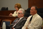 Judge Gloria Sturman, Judge Mark Bailus, Judge Bill Kephart