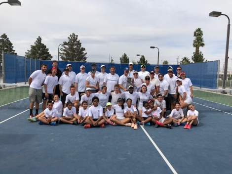 Lawyers vs. doctors Tennis Tournament 2018