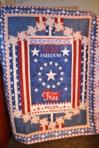 The local chapter of Quilts of Valor meets the second Friday of the month at 8670 W. Cheyenne Ave. from 8:30 a.m. to 12:30 p.m. in room 105. Volunteers are always welcome; no quilting experience is necessary. For more information call 702-357-0377.