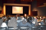 Educational and justice professionals gathered Sept. 21 at the Valley High School theater for the Keeping Kids in School Summit to gain insight on why and how to switch strategies with students who get in trouble at school.