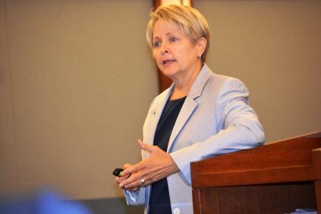 Aug. presentation Addiction in the Legal Field Presented by Kristine Kuzemka, Esq.