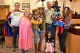 Eighth Judicial District Court family Judge Cynthia Giuliani transformed into a fairy godmother to make adoptions dream come true for 21 children on Halloween.