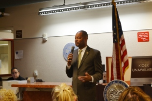 Nevada Attorney General speaks from heart to specialty court grads to inspire them to accomplish high goals.