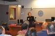 """Congresswoman Susie Lee, who represents Nevada's third district, addressed the new class of specialty court grads. """"This program not only gets you back on your feet, but it also prevents recidivism and not coming back through the revolving door."""""""